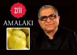 zrii,Haritaki and Deepak Chopra