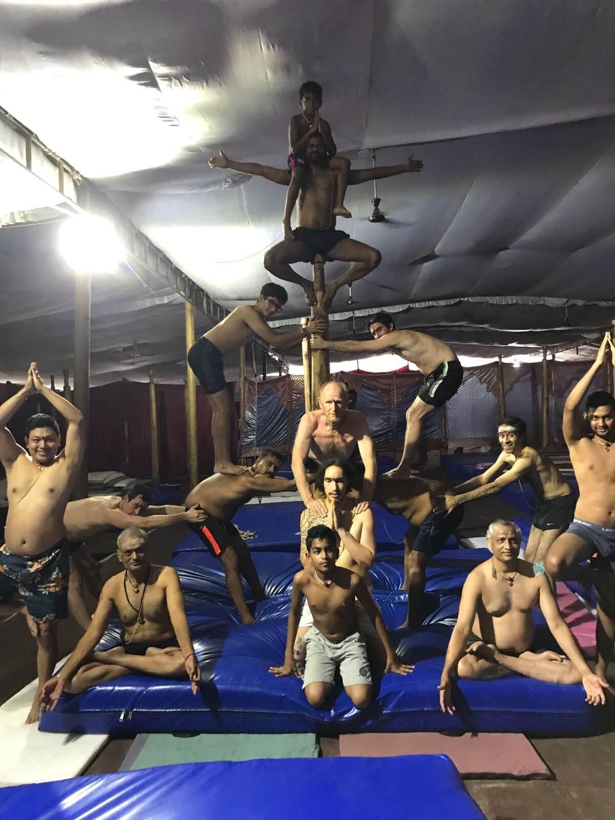Yogic super practices using our kundalini, haritaki and third eye