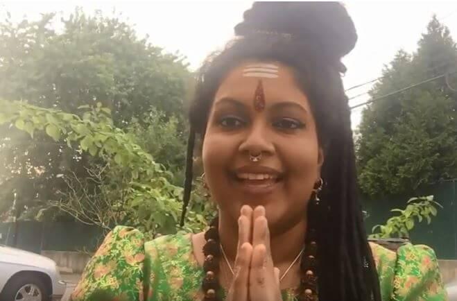 Ma Mayajaya recommends organic haritaki from Kailash Herbals