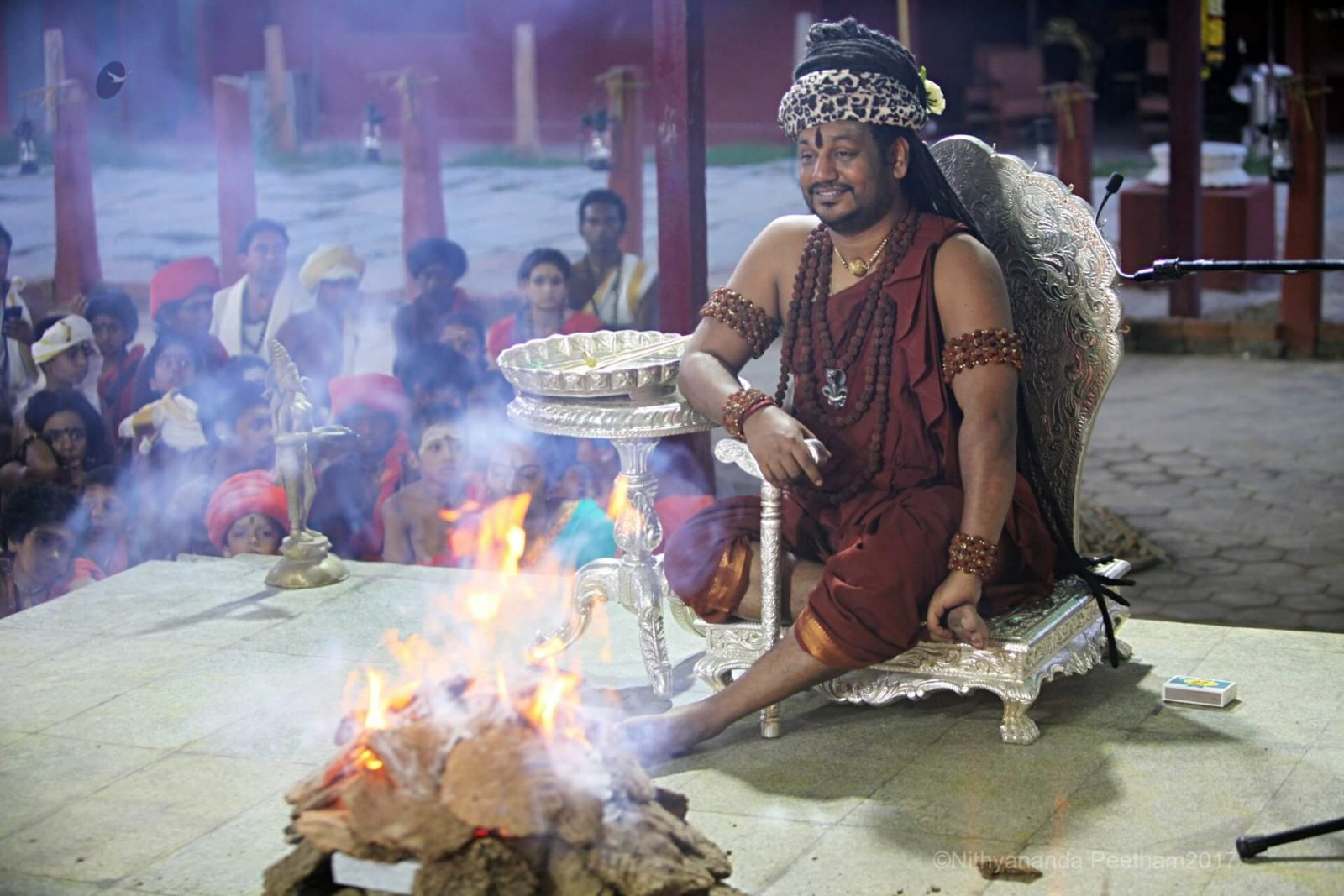 Benefits of Haritaki and Aushada made by Paramahamsa Nithyananda include third eye awakening